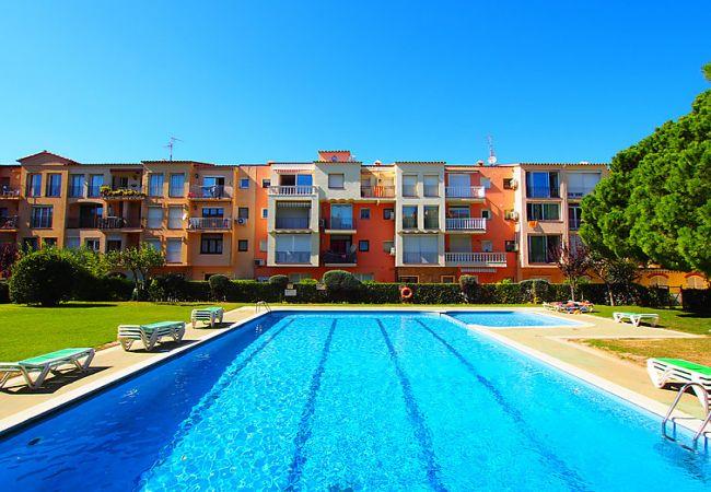 Apartamento en Empuriabrava - 0069-GRAN RESERVA Apartamento con piscinas comunitarias