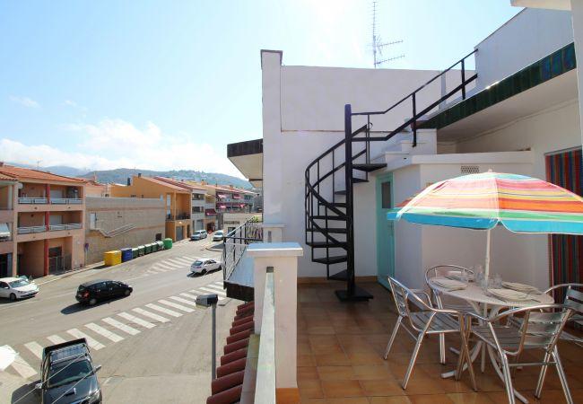 Apartamento en Rosas / Roses - 2027-POETA MARQUINA Apartamento con 2 dormitorios