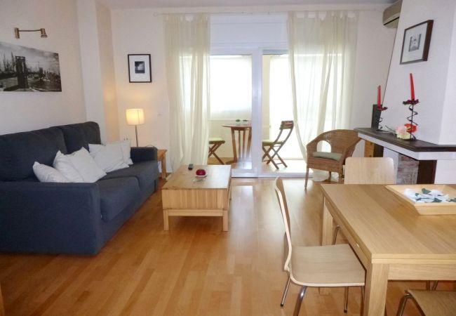 Apartamento en Empuriabrava - 0170-CABALLITO DE MAR Apartamento moderno 4 pers.